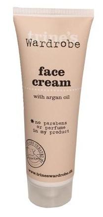 Trine's wardrobe Face Cream