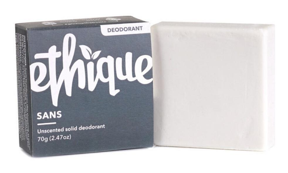 Ethique Deodorant Sans