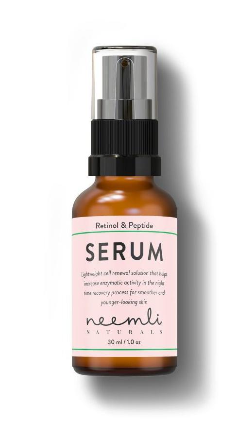 Neemli Naturals Retinol And Peptide Serum