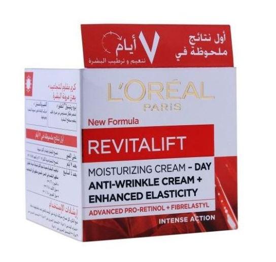 L'Oreal Revitalift Moisturizing Cream