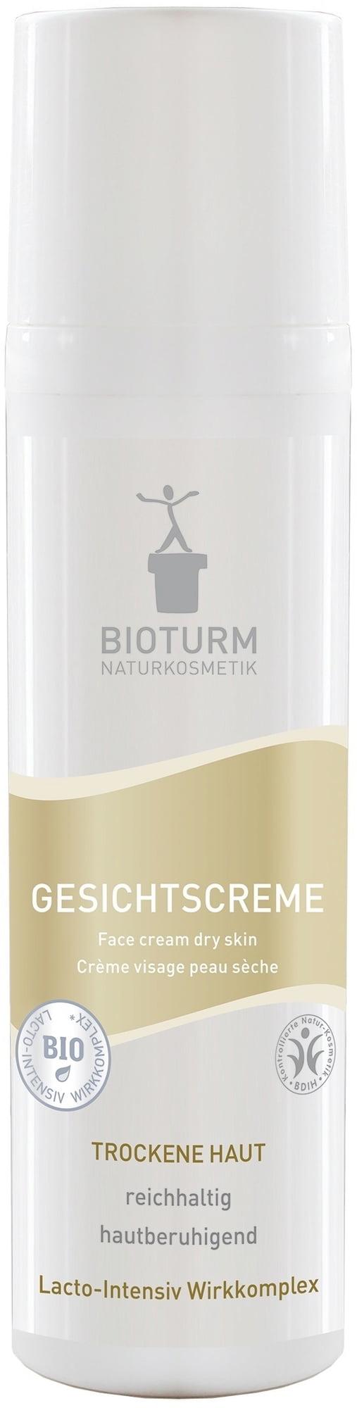 Bioturm Naturkosmetik Face Cream Dry Skin No.8