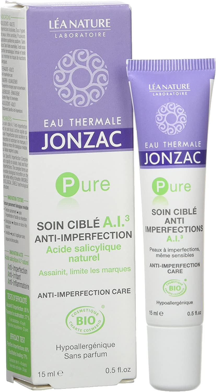 Eau Thermale Jonzac Pure A.I.3 Anti-Imperfection Care