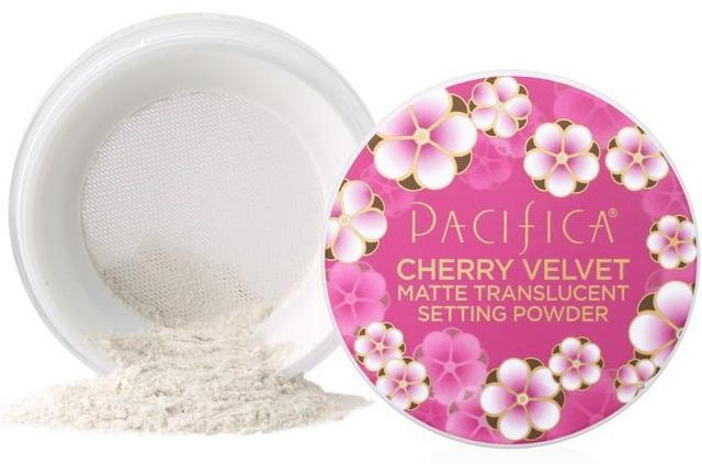 Pacifica Cherry Velvet Matte Setting Powder