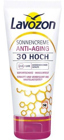 Lavozon Sonnencreme Anti-Aging