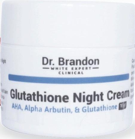 Dr Brandon Glutathione Night Cream