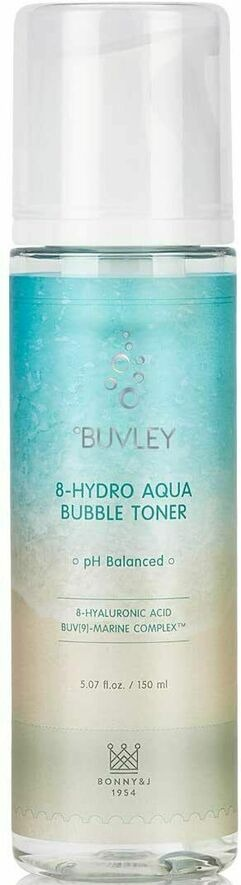 Buvley 8-Hydro Aqua Bubble Toner