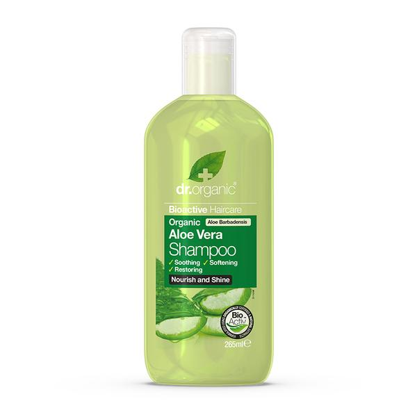 Dr Organic Aloe Vera Shampoo Ingredients Explained