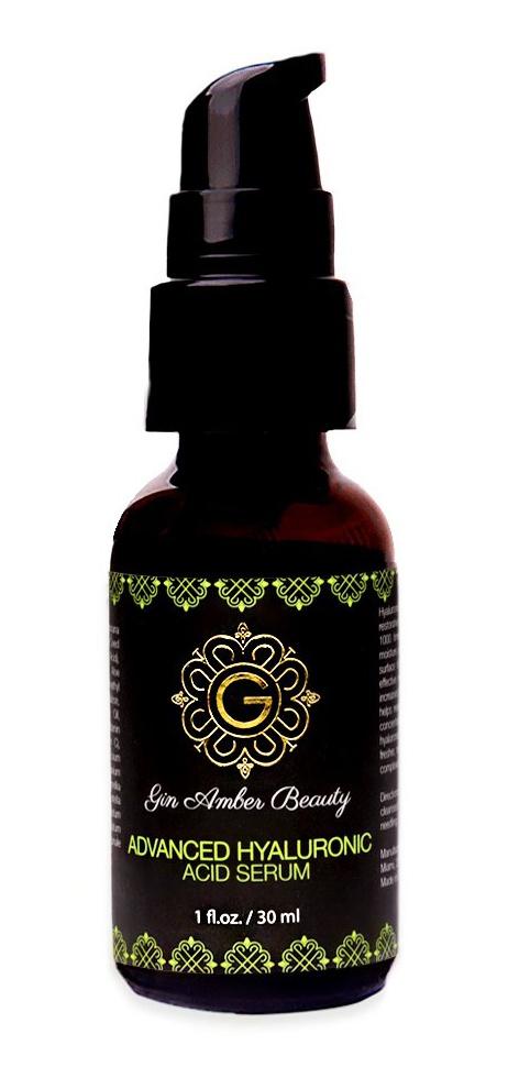Gin Amber Beauty Advanced Hyaluronic Acid Serum