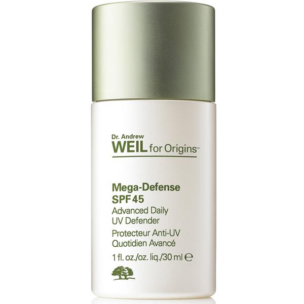 Origins Dr. Andrew Weil For Origins Mega-Defense Advanced Daily Uv Defender Spf