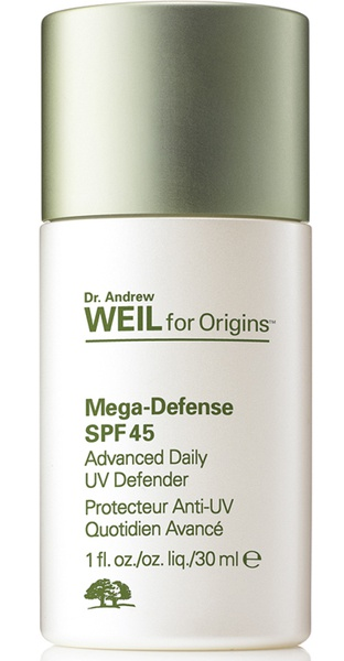 Origins Dr. Andrew Weil For Origins Mega-Defense Advanced Daily Uv Defender Spf