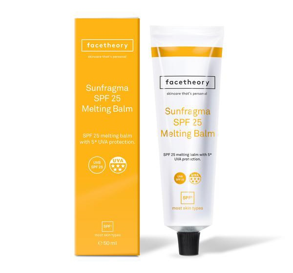 Face Theory Sunfragma Spf 25 Melting Balm