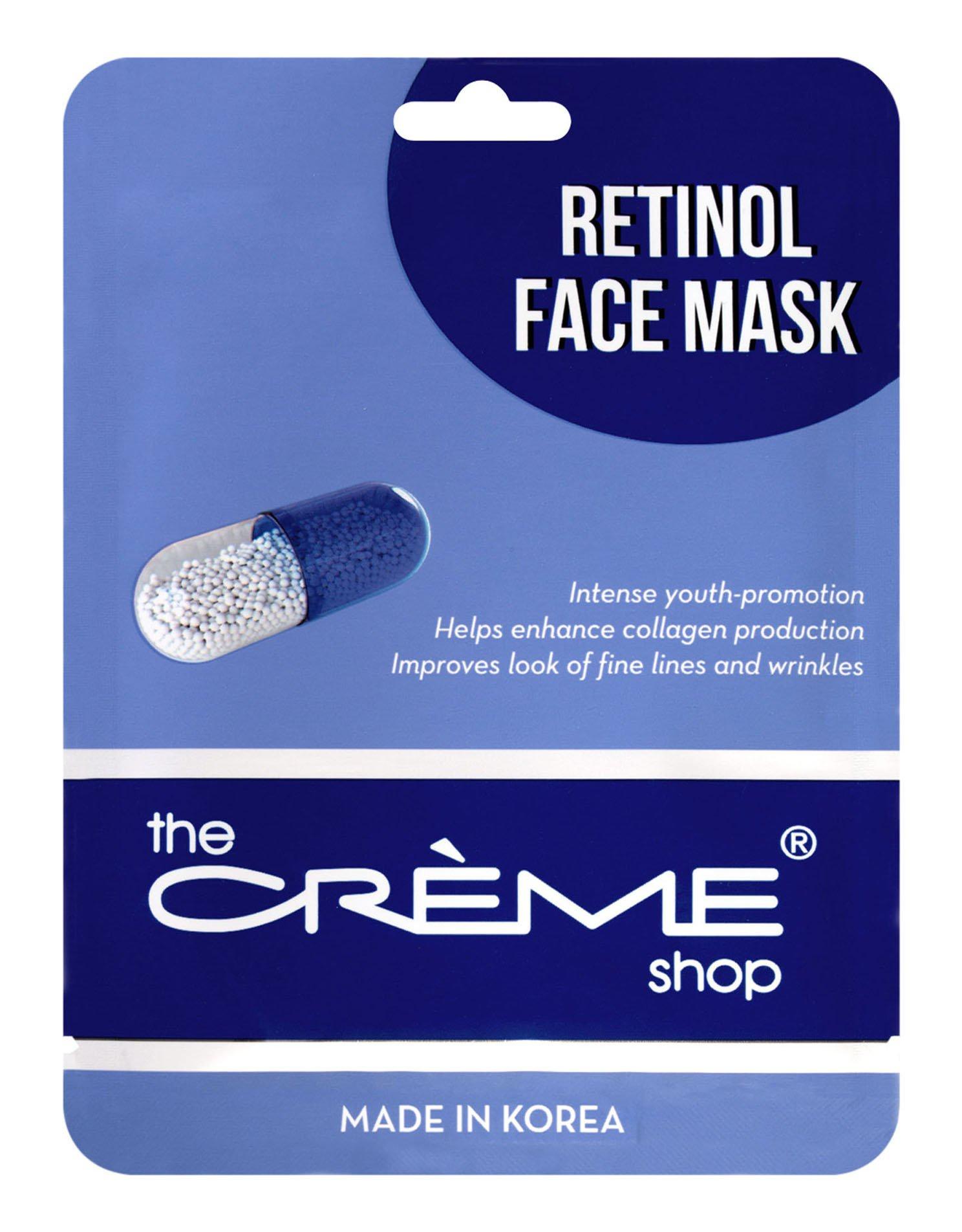 The Creme Shop Retinol Face Mask