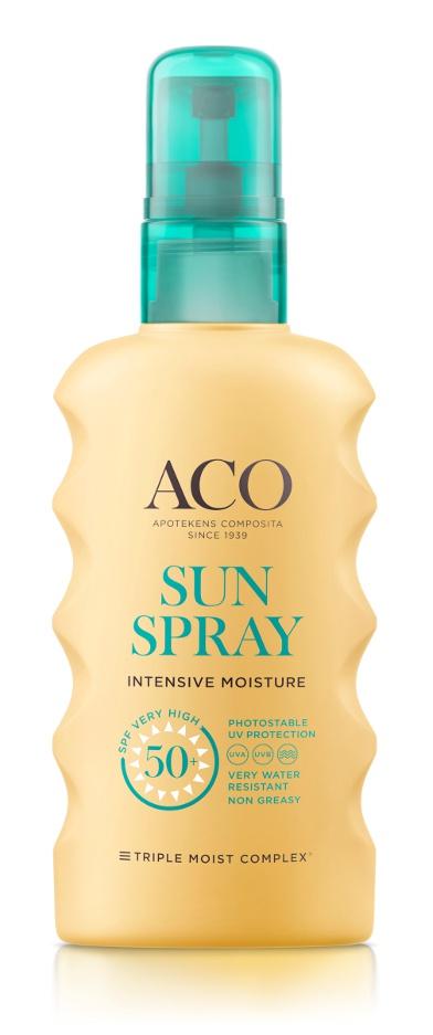 ACO Sun Spray SPF 50+