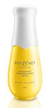 Dot & Key Spf 50 Transparent Sun Spray