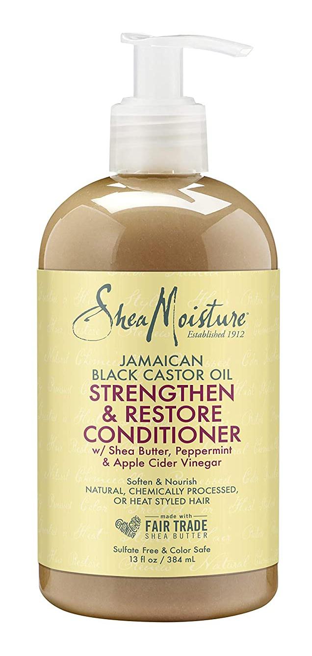 SheaMoisture Jamaican Black Castor Oil Strengthen & Restore Conditioner