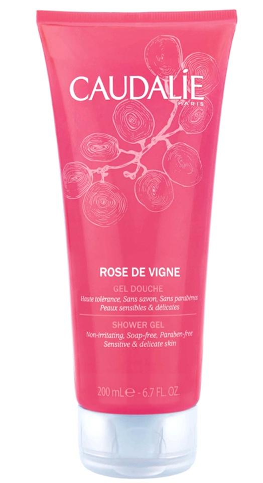 Caudalie Rose De Vigne Shower Gel