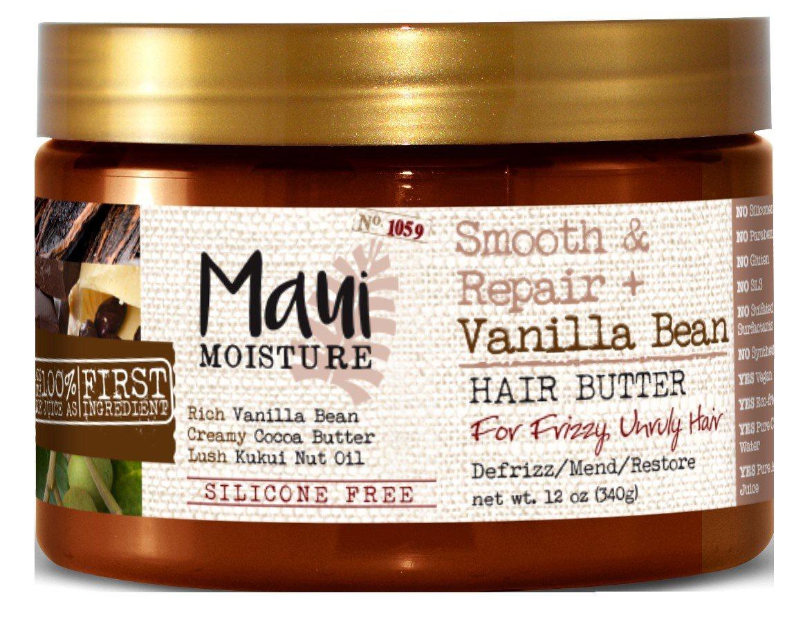 Maui moisture Smooth And Revive+ Vanilla Bean Hair Mask