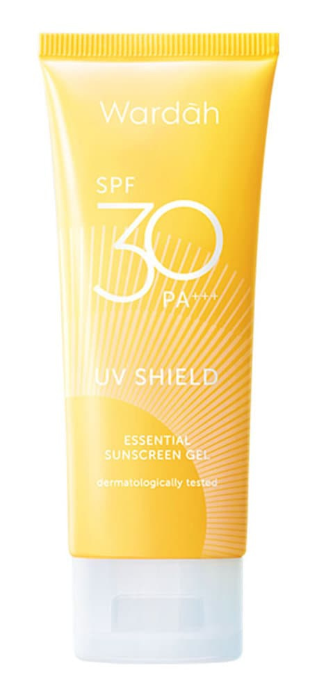 Wardah SPF 30 Pa+++ UV Shield Essential Sunscreen Gel