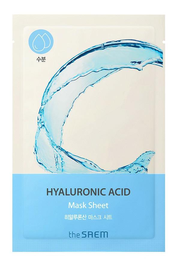 The Saem Bio Solution Hydrating Hyaluronic Acid Mask Sheet