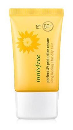 innisfree Perfect Uv Protection Cream Long Lasting Spf50+ Pa++++ Oily Skin
