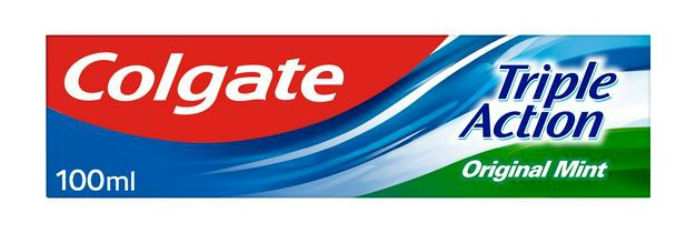 Colgate Colgate® Triple Action Original Mint Toothpaste