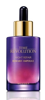 Missha Time Revolution Night Repair Borabit Ampoule