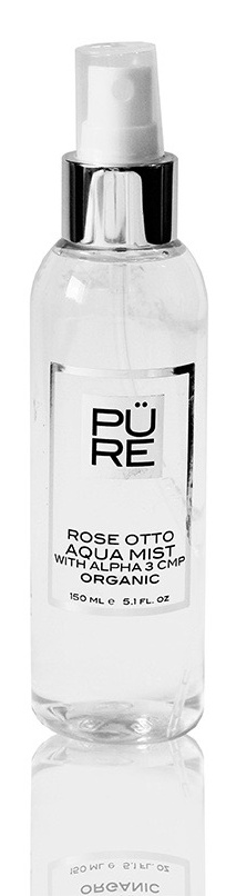 The PÜRE Collection Rose Otto Aqua Mist With Alpha 3 Cmp