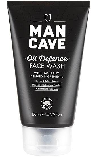 ManCave Oil Defence Face Wash