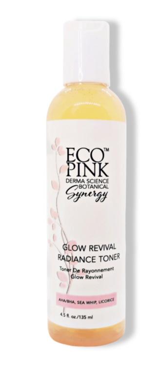 ECO Pink Glow Revival Radiance Toner