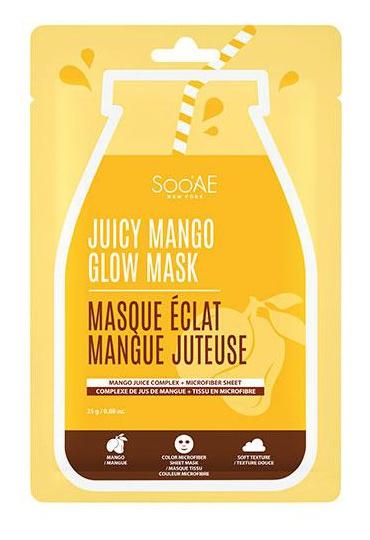 Soo'Ae Juicy Mango Glow Mask