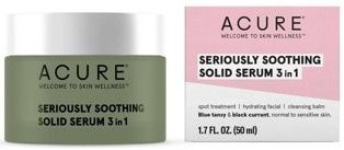 Acure Seriously Soothing Solid Serum 3In1