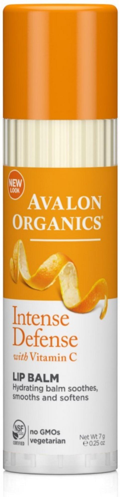 Avalon Organics Intense Defense Lip Balm
