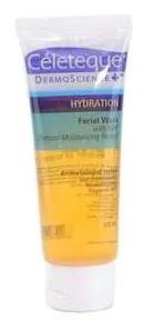 CÉLETEQUE DERMOSCIENCE Hydration Facial Wash