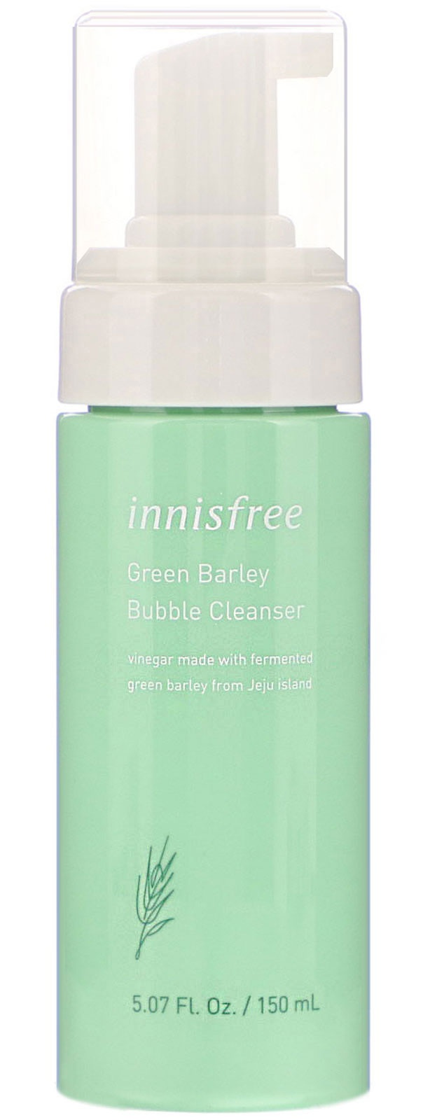 innisfree Green Barley Bubble Cleanser