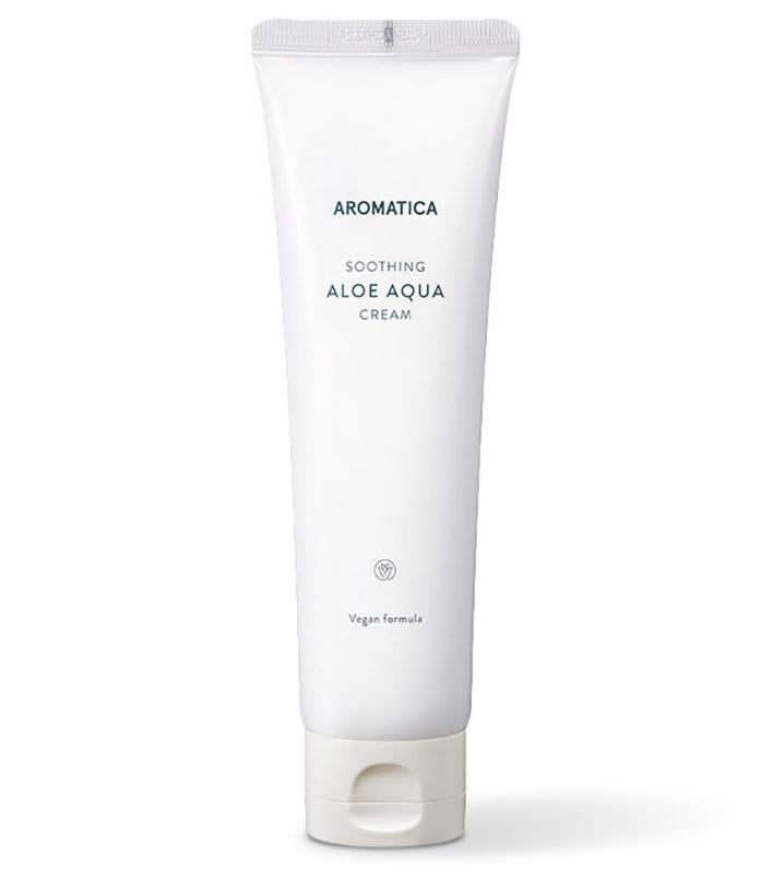 Aromatica Soothing Aloe Aqua Cream