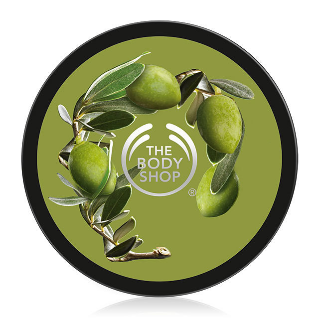 Body Shop Olive Body Butter