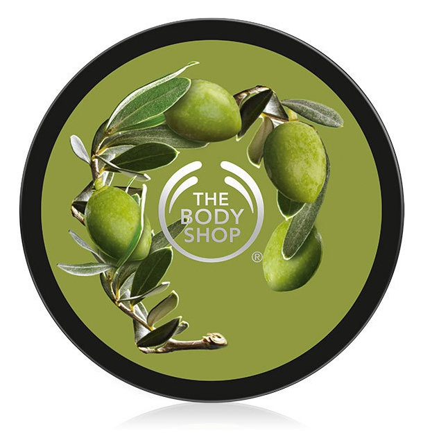 Body Shop Olive Body Butter