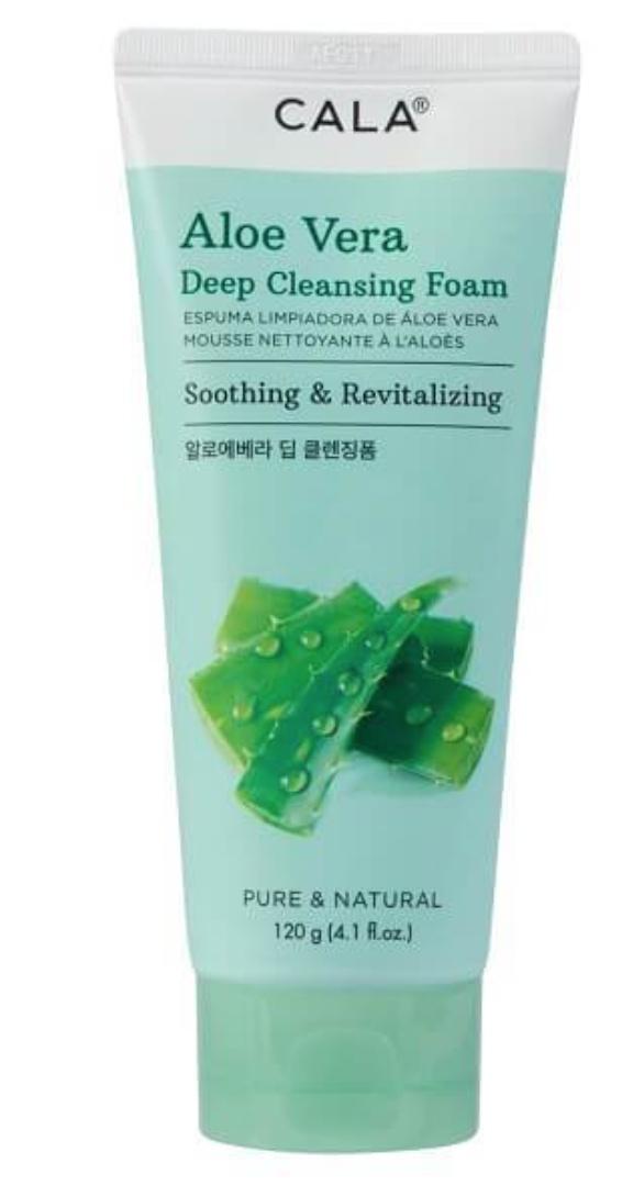 Cala Deep Cleansing Foam - Aloe Vera