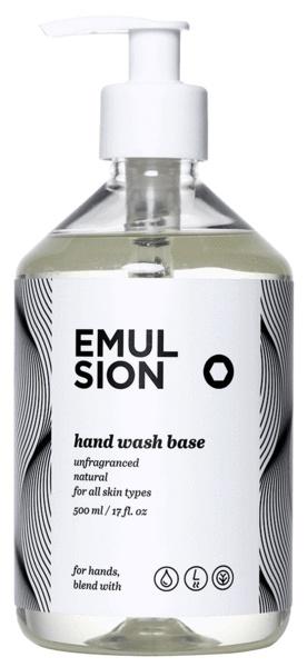 Emulsion Hand Wash Base