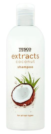 Tesco Extracts Coconut Shampoo