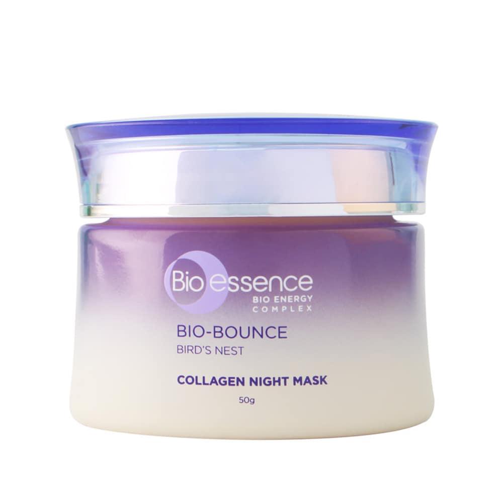 Bio essence Bio-Bounce Collagen Night Mask
