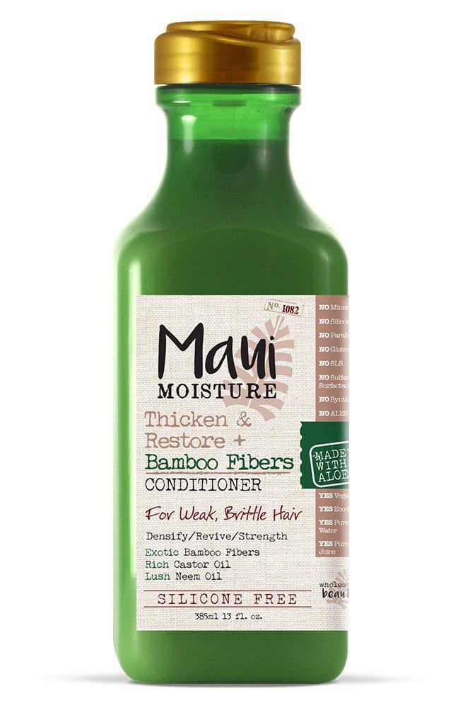 Maui moisture Thicken & Restore + Bamboo Fibers Conditioner