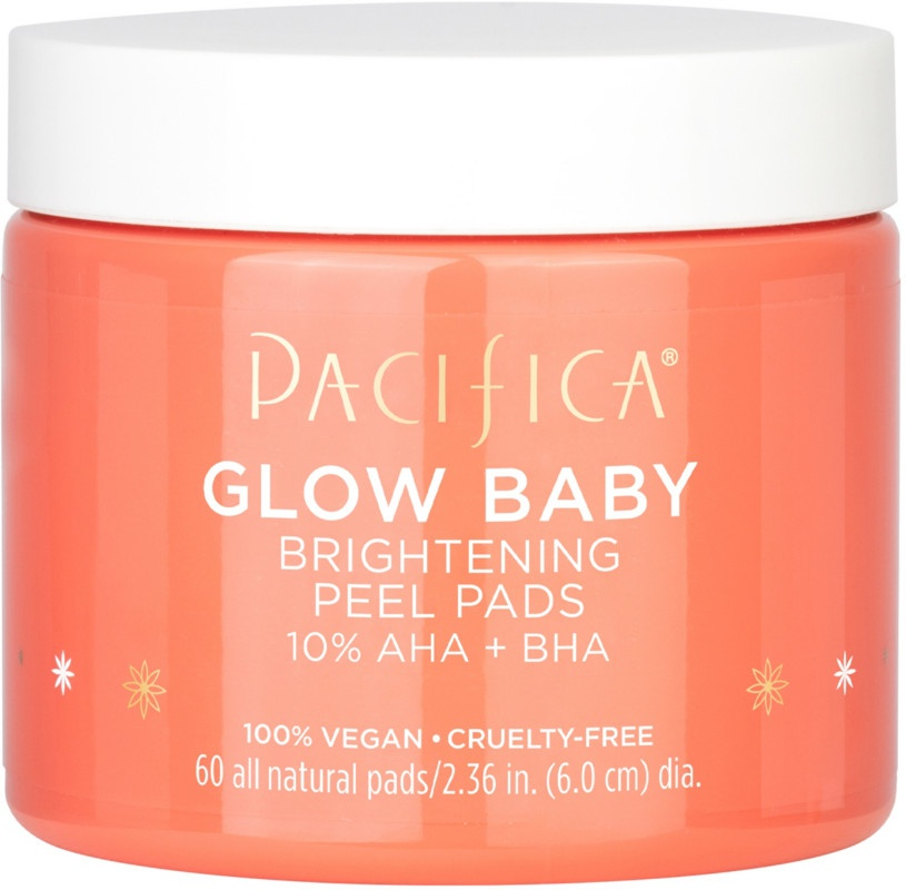 Pacifica Glow Baby Brightening Peel Pads