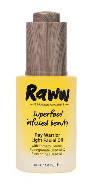 Raww Day Warrior Light Facial Oil