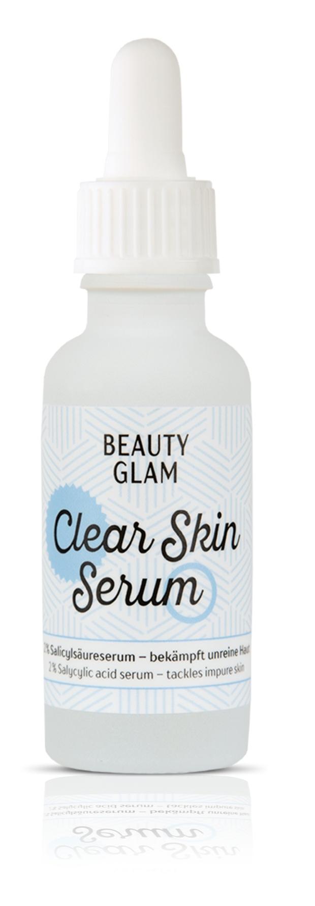 Beauty Glam Clear Skin Serum