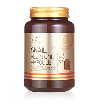 Scinic Snail Aio Ampoule