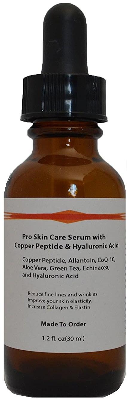 JJLabs Skincare Solution Copper Peptide Serum