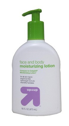 up&up Face And Body Moisturizing Lotion