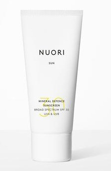 NUORI Mineral Defense Sunscreen 30