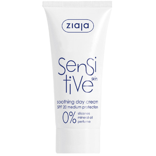 Ziaja Sensitive Face Cream